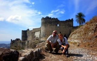 Kalat al Markab i zamki krzyżowców