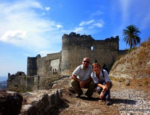 Krak de Chevaliers i zamki krzyżowców w Syrii