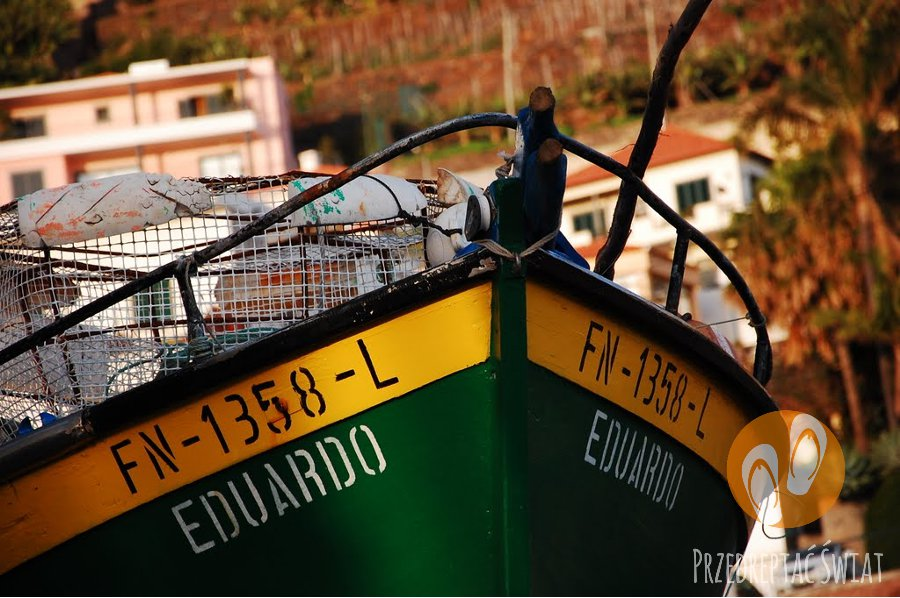 Madera samochodem po Maderze