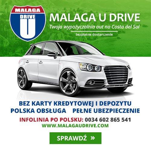 polska wypożyczalnia samochodów w Hiszpanii