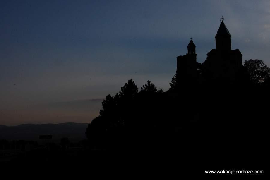 Zamek Gremi w Kachetii