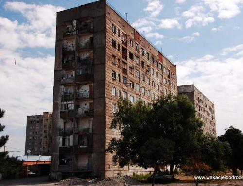 W Gruzji nie jest niebezpiecznie – Gori – miasto Stalina