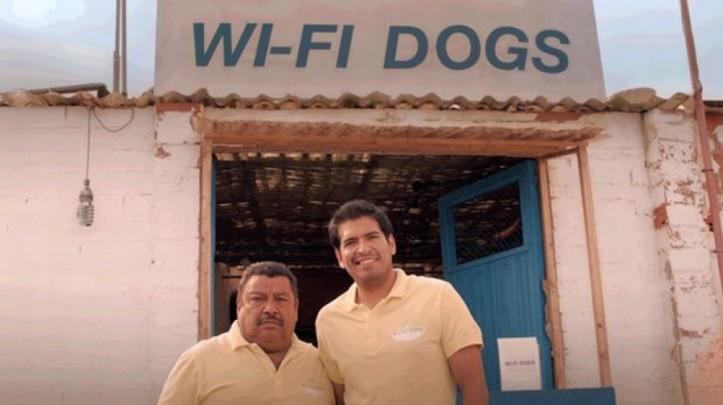 Internet na wakacjach