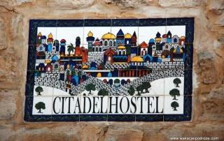 Tanie noclegi w Jerozolimie - Citadel hostel