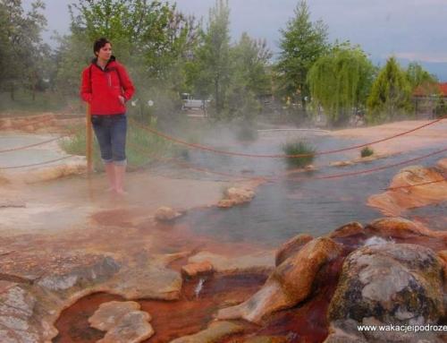 Nieznane atrakcje turystyczne Turcji – piekielne źródła w Karahayit
