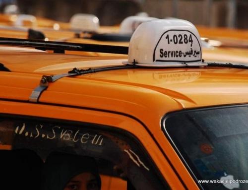 Transport i ceny w Palestynie – praktycznie o podróżowaniu po Autonomii