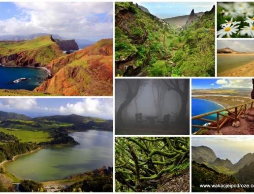 Najpiękniejsze wyspy na Atlantyku należące do Europy