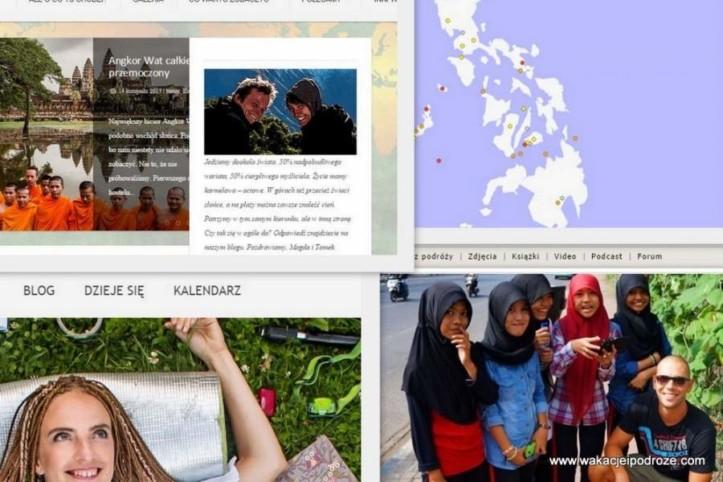 Najlepsze blogi o podróżach