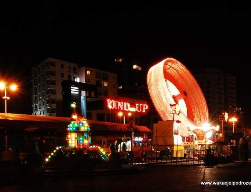 Ciemno jak w …  Durres – pożegnanie z Albanią