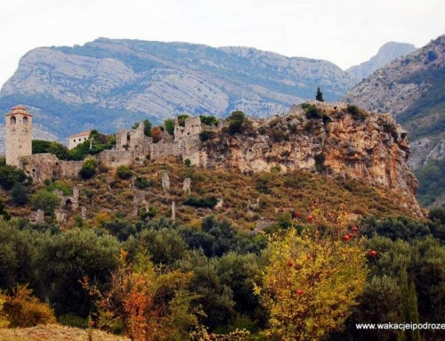Droga do Baru i zwiedzanie Czarnogóry