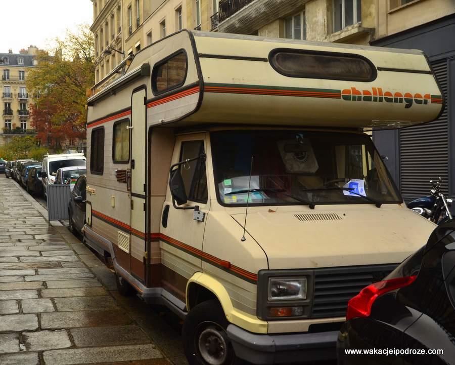 co to jest airbnb - nocleg w Paryżu