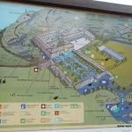 Sanktuarium Lluc - mapa
