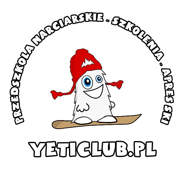 Yeti Club narty logo