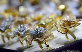 Emiraty Arabskie - Dubai - Gold Souk - zdjęcia