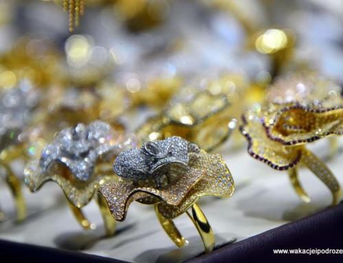 Dubaj – Gold Souk – panowie trzymajcie swoje porftele