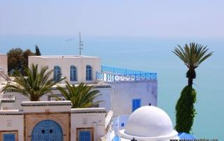 Ceny w Tunezji - Sidi Bou Said