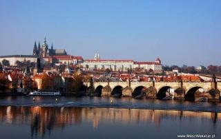 Co zobaczyć w Pradze - widok na Hradczany