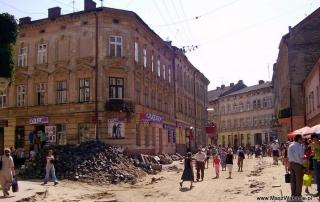 Ukraina na weekend - Lwów