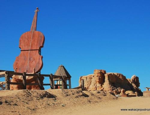 Tunezja Tozeur – w drodze na pustynię