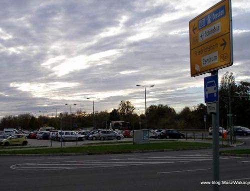 Berlin Schonefeld parking przy lotnisku – darmowy !