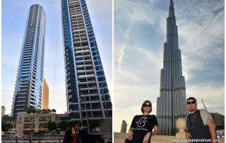 Dubaj zwiedzanie miasta