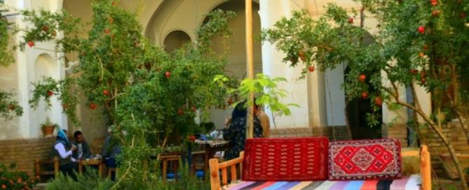 Noclegi w Kashan