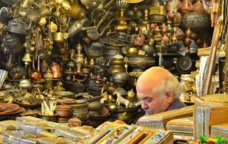 Ceny w Iranie najlepsze są na bazarach