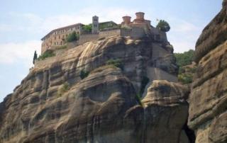 Grecja Klasztory Meteory