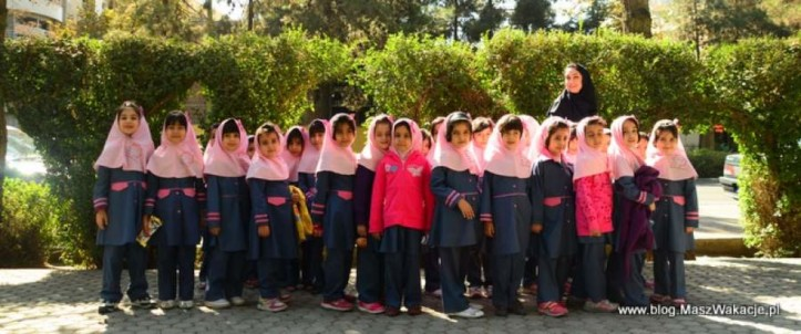 Strój kobiecy w Iranie