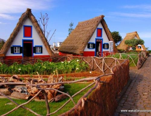 Santana – wioska jak z bajki. Co zobaczyć na Maderze