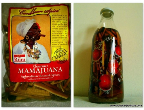 Mamajuana – robimy karaibską viagrę z rumem
