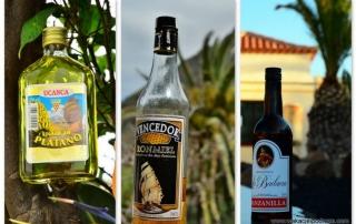 Alkohole na wyspach kanaryjskich