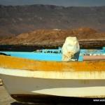 Mirbat port
