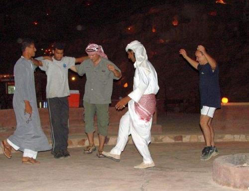 Jordania na wakacje – pierwsza wizyta w Aqabie