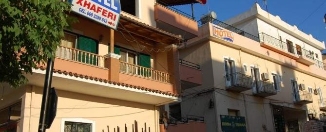 Noclegi w Albanii - Xhaferi w Sarandzie