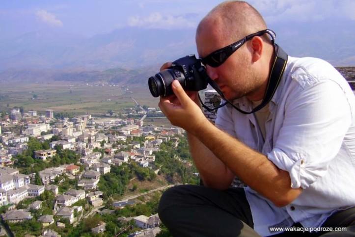Obiektyw do lustrzanki Nikon