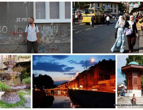 Czy warto jechać do Bośni i co zobaczyć w Sarajewie ?