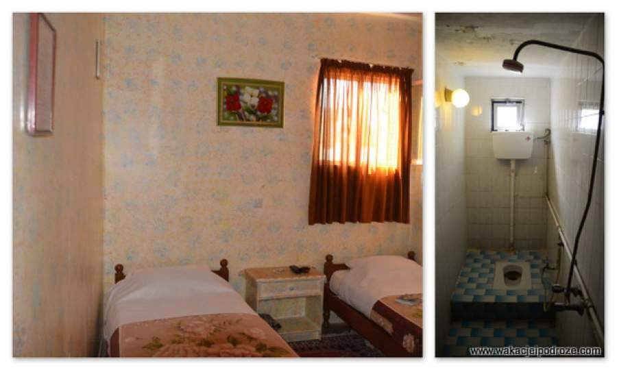 Iran informacje praktyczne - Tanie hotele w Isfahanie