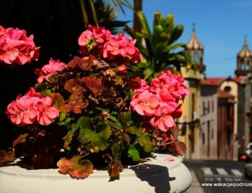 Teneryfa La Orotava – najpiękniejsze miasto na wyspie