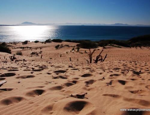 Hiszpania – wydmy Valdevaqueros po prostu genialne