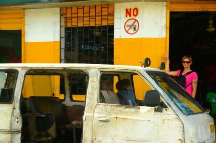 Zwiedzanie Santo Domingo