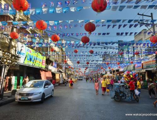 Filipiny – Iloilo na wyspie Panay