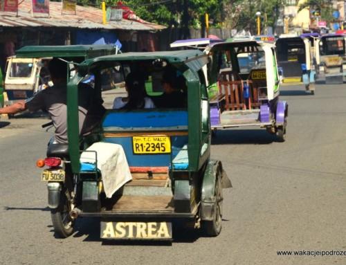 Kalibo – koszmarne miasto na drodze do Boracay