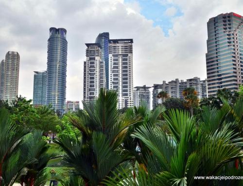 Kuala Lumpur – pierwsze spotkanie z Azją Południową – zdjęcia