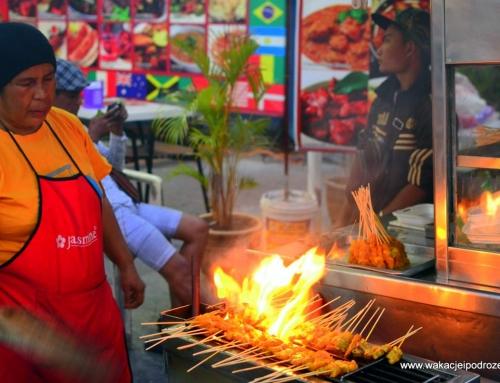 Gergetown – malezyjska stolica jedzenia na wyspie Penang