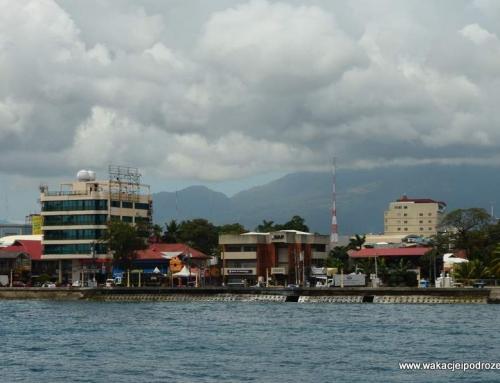 Filipiny – wyspa Negros – Dumaguete
