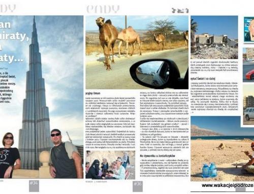 Oman i Emiraty, dwa światy – o naszej podróży w MM Trendy
