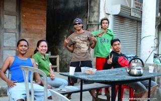 Filipiny w dzielnicy portowej