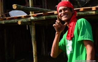 Ludzie na Filipinach są uśmiechnięci