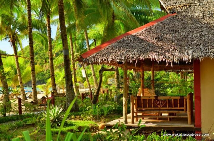 Filipiny tanie noclegi - domki Sulusunset w Sipalay